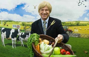 Michael Fabricant at the Back British Farming event