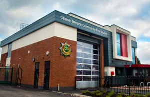Chase Terrace Community Fire Station