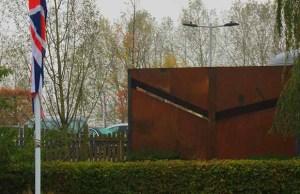 The Institute of Quarrying garden at the National Memorial Arboretum