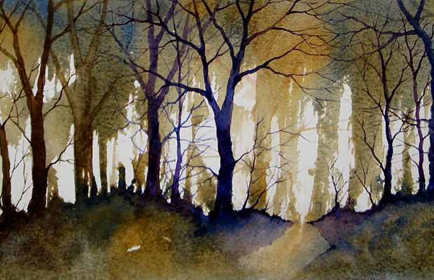 Ian Ridley's Autumn Shades