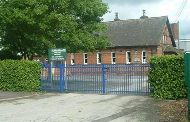 St Stephen's Primary School. Pic: Mark Walton