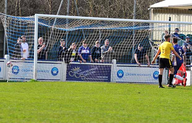 Jack Lovatt makes it 3 for Chasetown