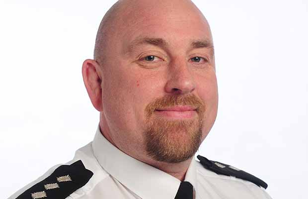 Chief Inspector Mark Smith