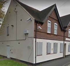 The former Lichfield Foyer building. Pic: Google Streetview