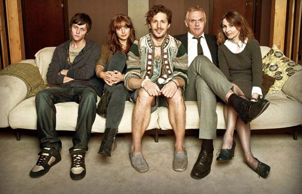 The cast of Cuckoo