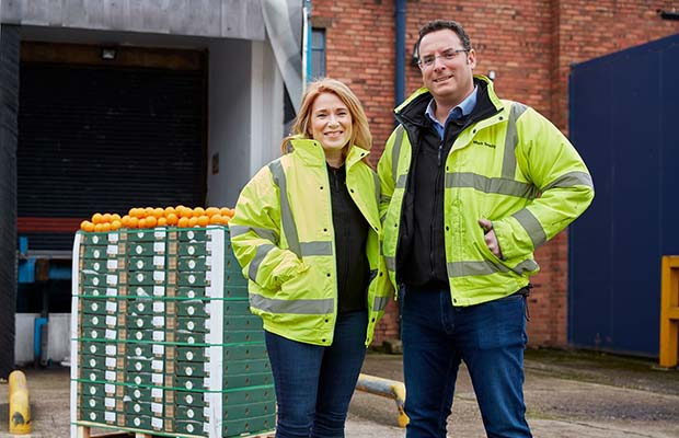 Yvonne and Mark Tweddle