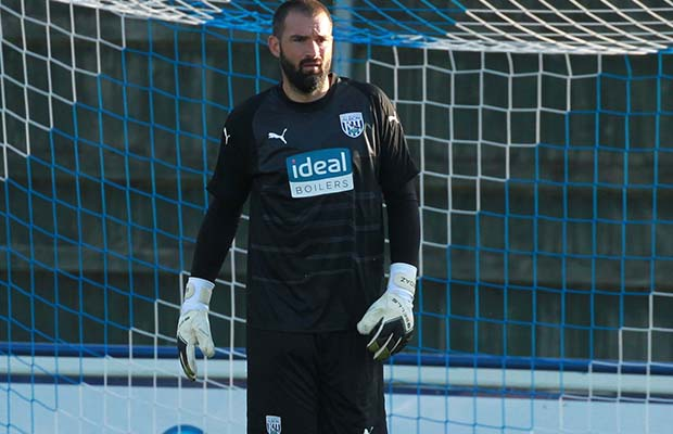 Boaz Myhill new deal back in action at Chasetown