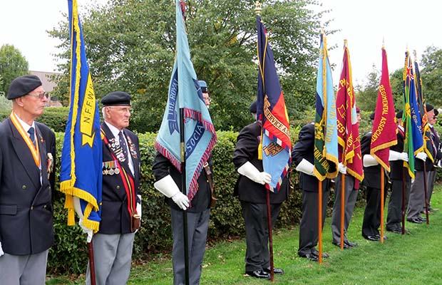 Operation Market Garden memorial service