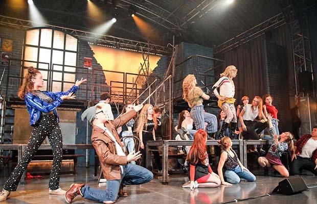 Rent by Lichfield Musical Youth Theatre