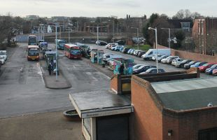 The bus station that had been earmarked for redevelopment as part of the failed Friarsgate project