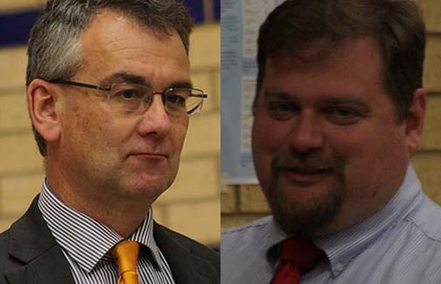 Paul Ray and David Robertson
