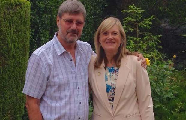 Richard and Marilyn Bailey