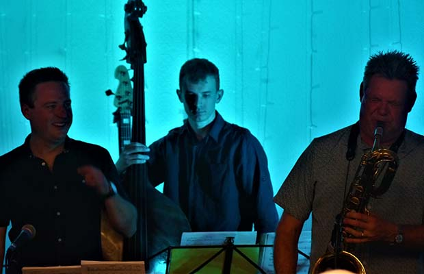 The Nick Dewhurst Band