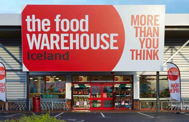 An existing The Food Warehouse store
