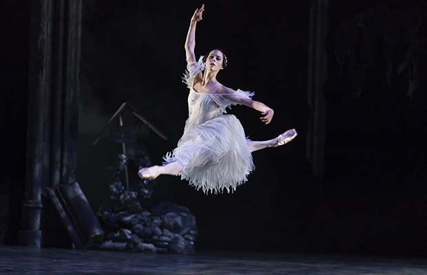 Birmingham Royal Ballet's Giselle
