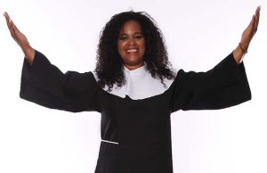 Marsha Webbe as Deloris Van Cartier