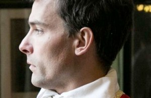 Nick Barber as David Garrick