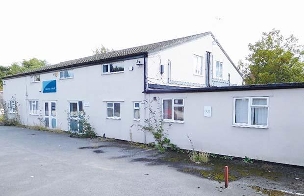 Bridge House in Lichfield