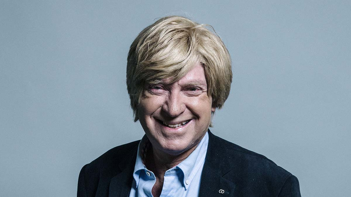 Michael Fabricant. Picture: UK Parliament