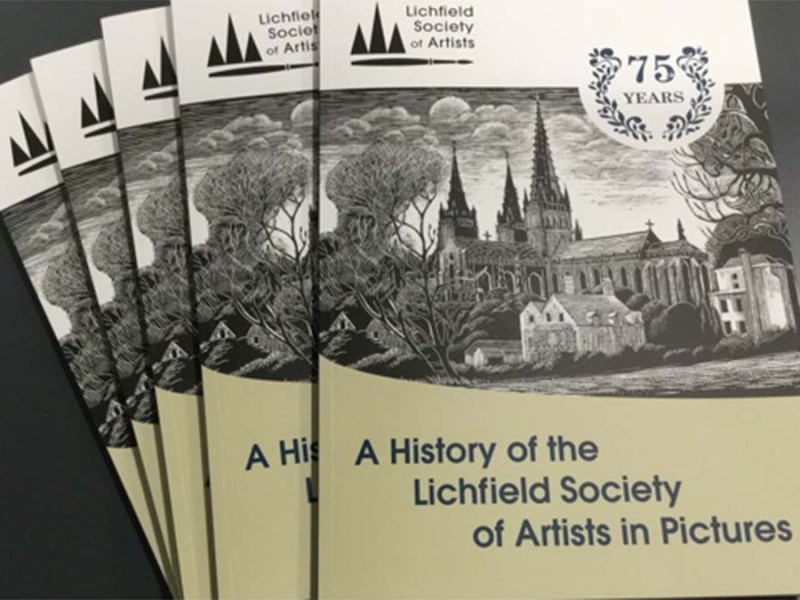 The Lichfield Society of Artists book