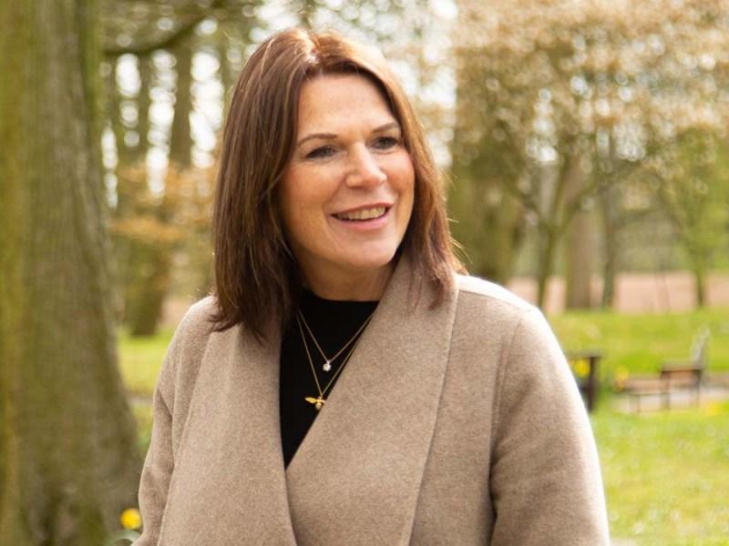 Debbie Robinson, chief executive of Central England Co-operative