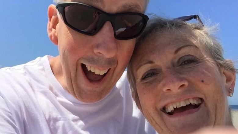 Adam and Sue Watkinson