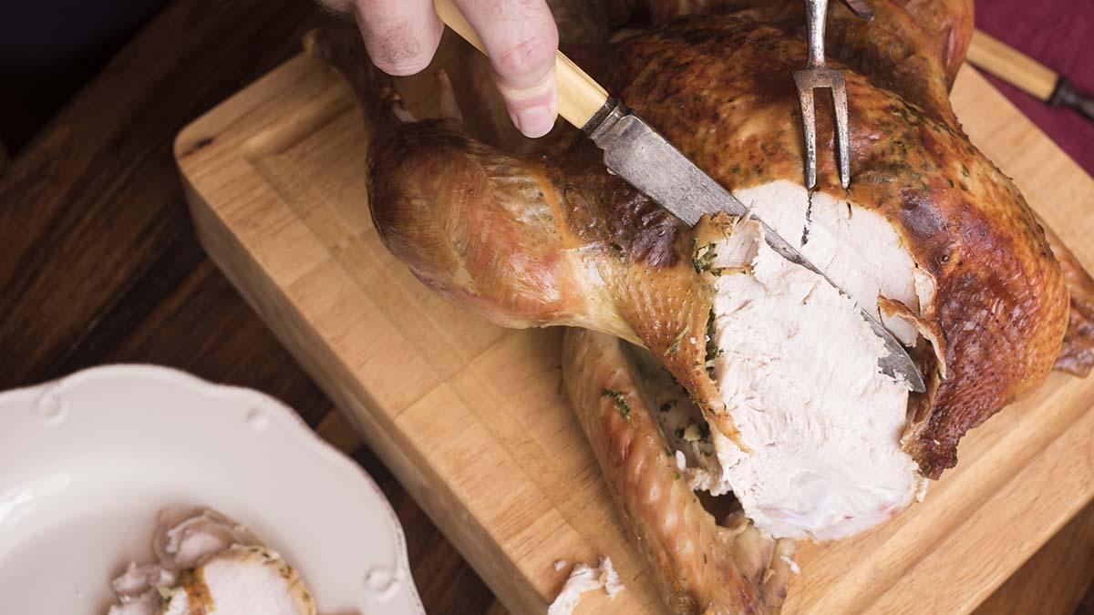Christmas turkey. Picture: freefoodphotos