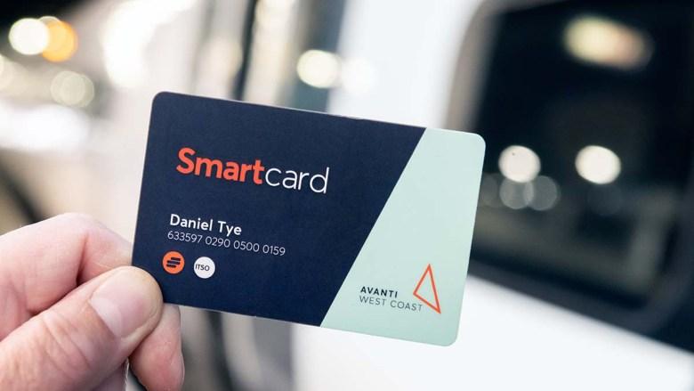 Avanti smartcard