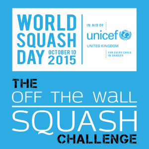 Off The Wall Squash Challenge