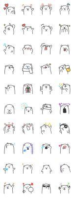 02.Картинки для срисовки карандашом для лд