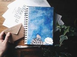 05.Личный дневник фото: красивое оформление лд