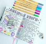 11.Оформление личного дневника: хорошие советы