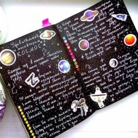 05.Оформление личного дневника: хорошие советы