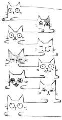 12.Прикольные картинки для срисовки