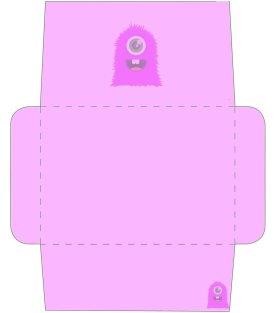 15.Прикольные конвертики для лд