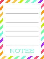 15.Распечатки для личного дневника красивые
