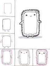 02.Рисунки карандашом для срисовки для начинающих