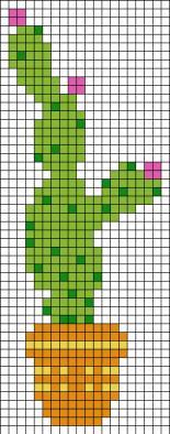 19.Рисунки по клеточкам схемы