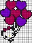 08.Как нарисовать панду по клеточкам
