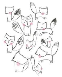 17.лёгкие рисунки для срисовки карандашом для начинающих