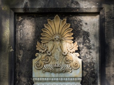 Dorotheenstadt/French Cemetery in Berlin-Mitte - Jugendstil ornaments