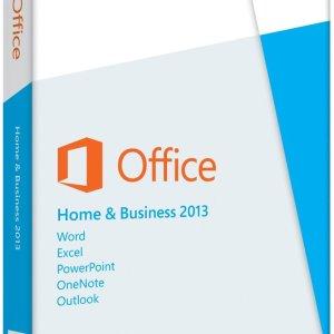 Microsoft Office Domicile et Professionnel 2013