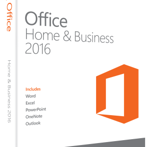 Microsoft Office Home y Business 2016