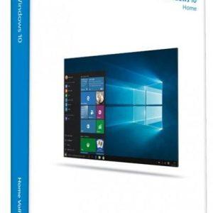 Microsoft Vindozo 10 Hejmo