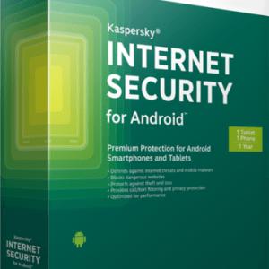 Kaspersky Interreta Sekureco Android