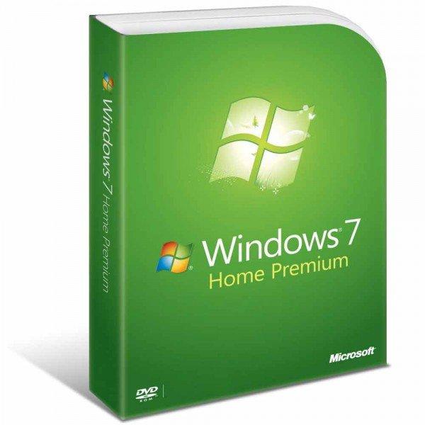 Microsoft Windows 7 Hejma Premio