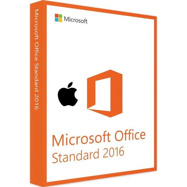 Microsoft Office Standard 2016 voor Mac als een USB-stick