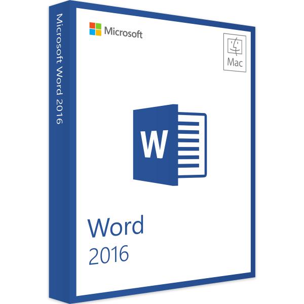 Microsoft Word 2016 für MAC