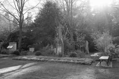Garten der Frauen, Friedhof Ohlsdorf, Hamburg