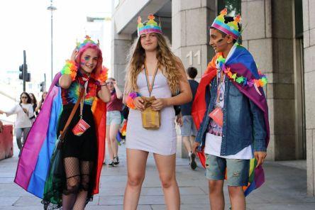 Pride In London Parade 2017